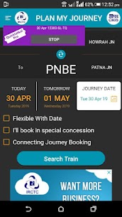 Quictatkal Pro: IRCTC Tatkal Ticket Booking Apk Download For Android 6