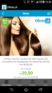 Oferta JA Descontos Ofertas JÁ- screenshot thumbnail