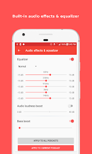 Podcast Republic - Podcast Player & Podcast App Screenshot