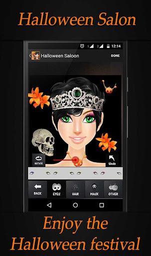 Halloween Salon