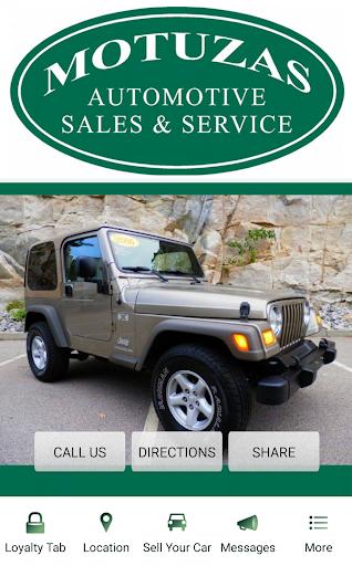 Motuzas Automotive Sales Svc