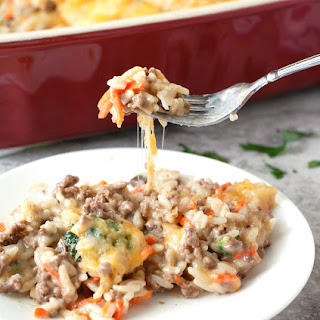 Ground Beef Casserole Recipes