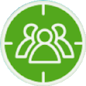 Group Contacts Manager Lite / Hide groups contacts icon