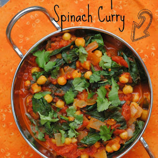 Vegetarian Spinach Dinner Recipes.