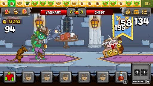 Let's Journey - idle clicker RPG - offline game filehippodl screenshot 7