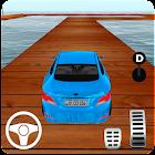 Extreme Car Racing auf unmöglich Tracks 3D-Spiel icon