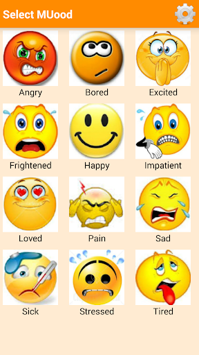 MUood:Interact with your mood