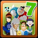 Courseware Grade 7 Player icon