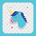WaStickers - Sticker Maker & Pack Creator WhatsApp icon