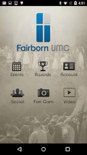 Fairborn UMC screenshot 1