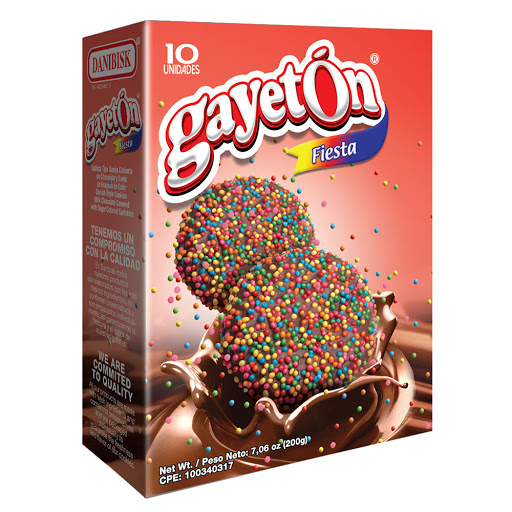 galletas danibisk gayeton fiesta 200gr