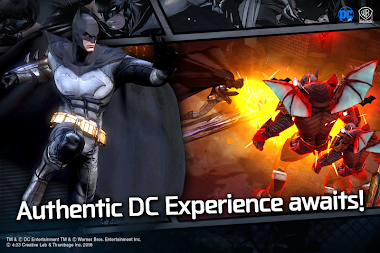 DC: UNCHAINED APK screenshot thumbnail 7