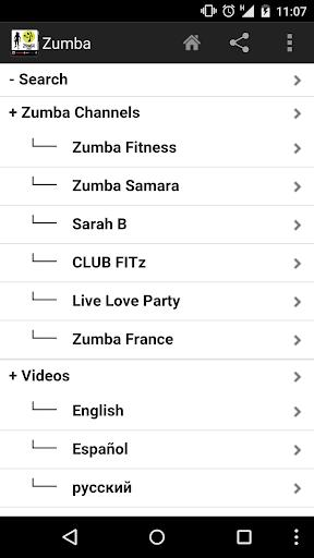 Zumba Videos