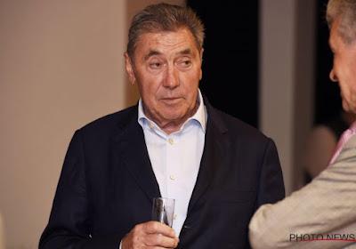 Eddy Merckx zal samen met Frans Verbeeck het startschot geven op 5 juli