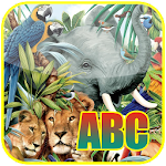 Learn ABC Alphabets Icon