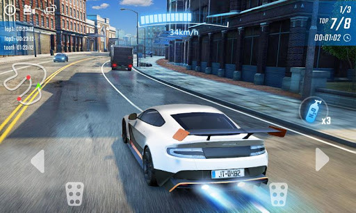 Drift Car Traffic Racer  screenshots 1