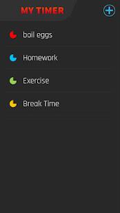 My Timer Pro - Visual , Study, Homework Timer 1.1 APK + Mod (Unlimited money) إلى عن على ذكري المظهر