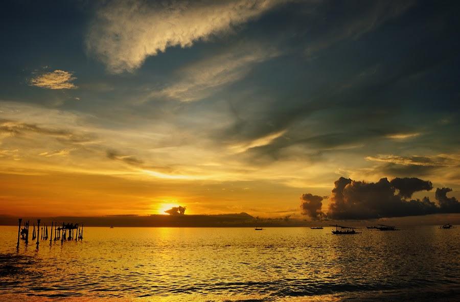 Ampenan by Aulia Yusuf - Landscapes Sunsets & Sunrises