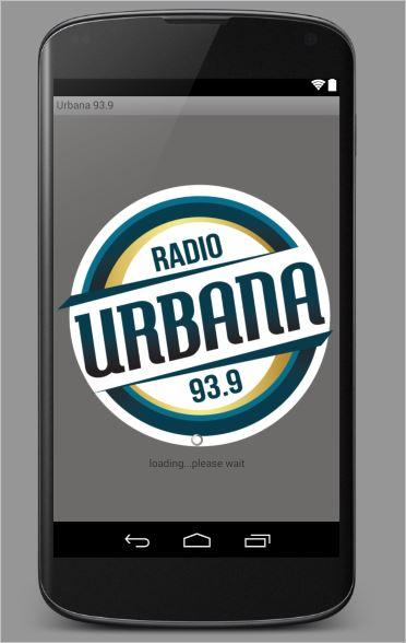Radio Urbana Fm 93.9- screenshot