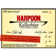 Logo of Harpoon 100 Barrel Series Kellerbier