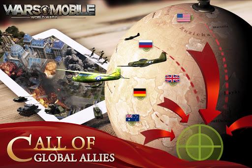 Wars Mobile: World War II 1.18 {cheat|hack|gameplay|apk mod|resources generator} 4