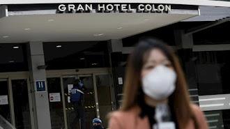 Los hoteles se han puesto al servicio del Gobierno para acoger pacientes.