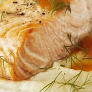 Citrus-Glazed Salmon