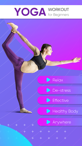 Yoga Workout - Yoga for Beginners - Daily Yoga Apk 1