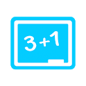 Adding numbers icon