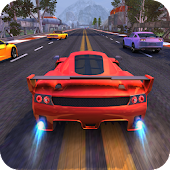 Racing Car : City Turbo Racer