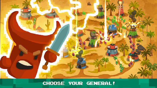 BattleTimeOS - Real Time Strategy Offline Game Screenshot