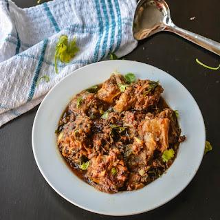 Lamb Pepper Curry Roast