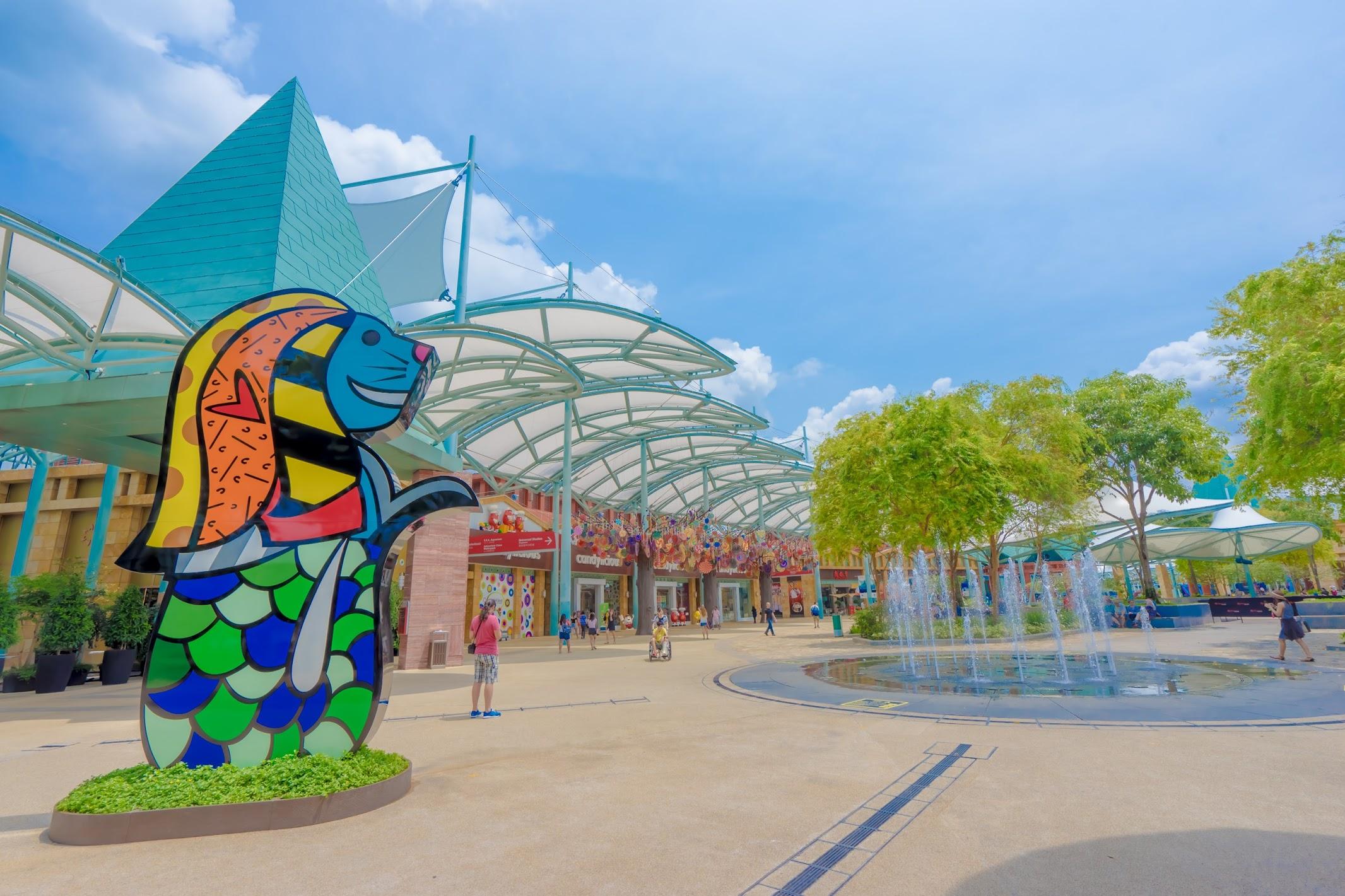シンガポール リゾート・ワールド・セントーサ3