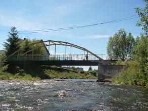 Photo: jest mostek...
