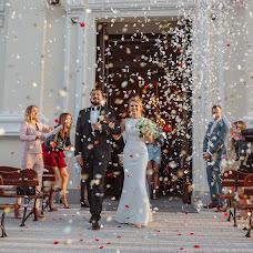 Wedding photographer Krzysztof Serafiński (serafinski). Photo of 12.11.2018