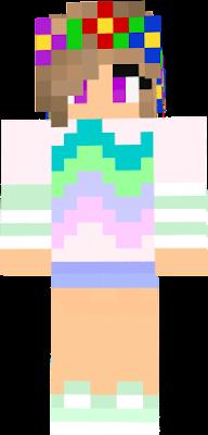 my edit skin