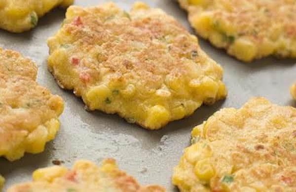 Cornbread Fritter Cakes Recipe