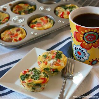 Egg Breakfast Muffins.