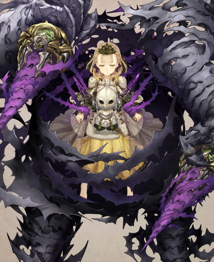 いばら姫オセロニア