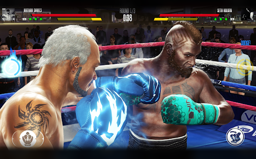 Real Boxing 2 ROCKY Screenshot