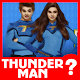 Guess Thunder Man Trivia Quiz (game)