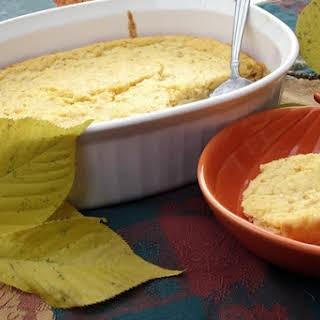 4-Ingredient Dairy-Free Corn Pudding.