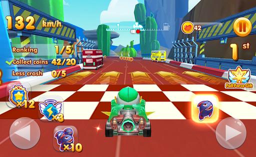 Super Chibi Race: Robot Kart Drift Car Racing Game 1.1.23 {cheat|hack|gameplay|apk mod|resources generator} 4