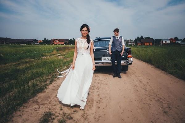 Свадебный фотограф Андрей Вишняков (AndreyVish). Фотография от 02.11.2017