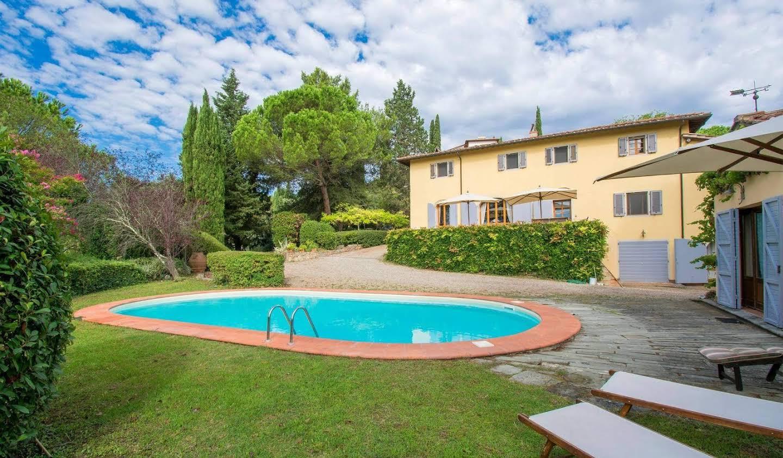 Villa avec jardin et terrasse Montopoli in Val d'Arno