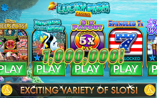Slots - Lucky Fish Casino 1.21.834 9