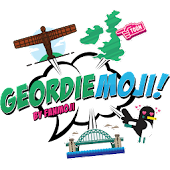 Geordiemoji - Geordie stickers
