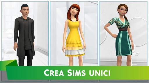 The Sims™ Mobile  άμαξα προς μίσθωση screenshots 1