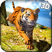 Wild Tiger Adventure 3d Sim
