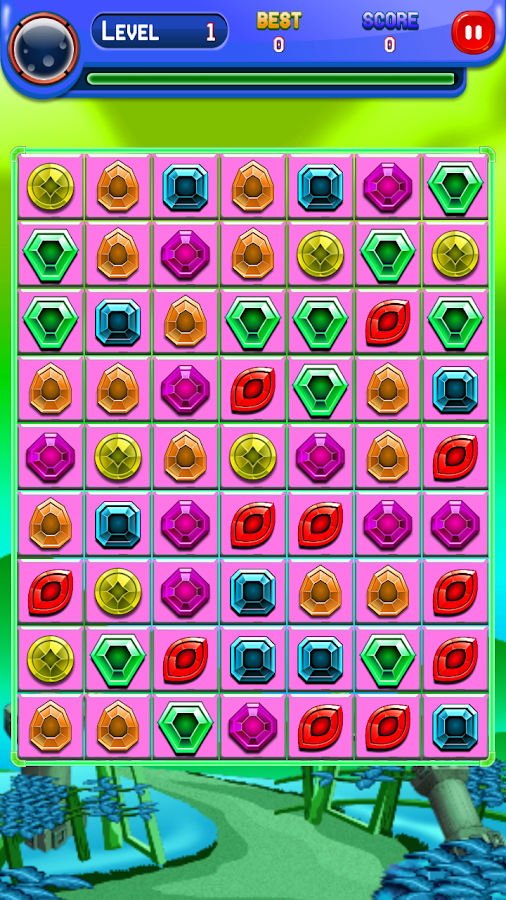 Jewel Diamond Killer- screenshot